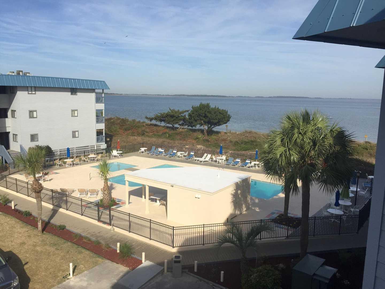 Savannah Beach Amp Racquet Club Bay Front Condo 311a
